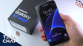samsung Galaxy S7 Edge Unboxing And Review in hindi