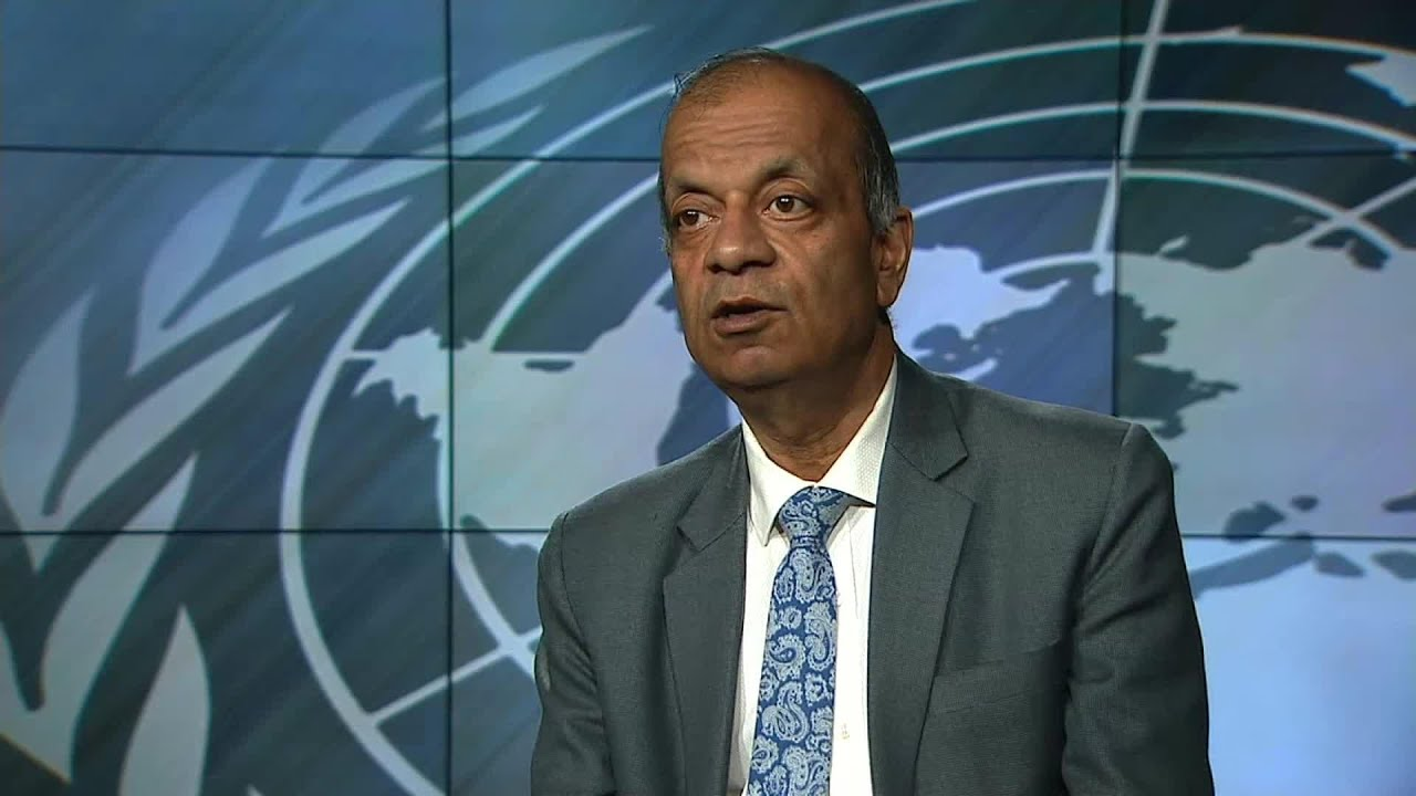 Enhancing UN Police capacity and capabilities: Atul Khare, USG for Field Support talks to UN media