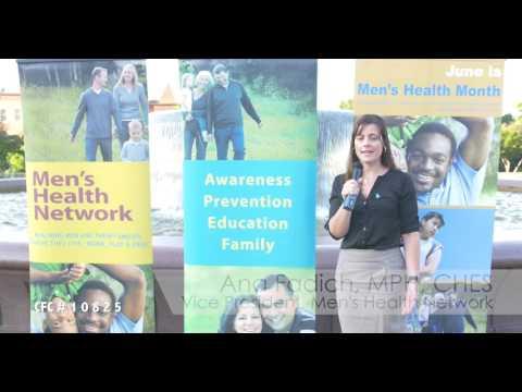 Men's Health Network CFC #10825
