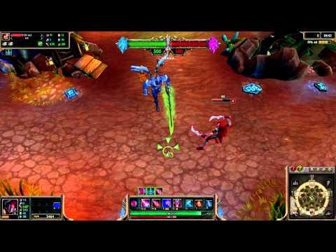 Mecha Aatrox Skin Spotlight League of Legends