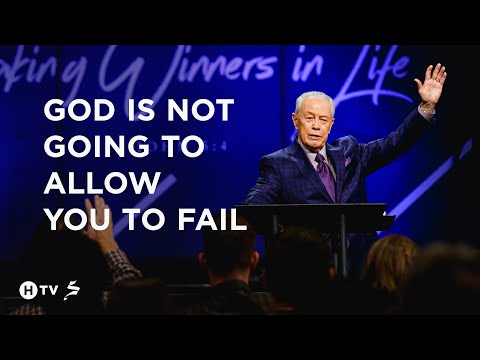 6/14/2020 || God Is Not Going To Allow You To Fail || Dr. Jerry Savelle || 11am