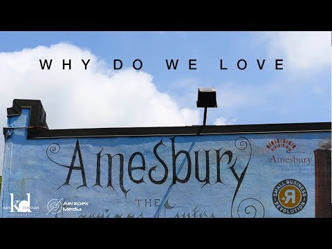 Amesbury MA - Best Small Town In America?