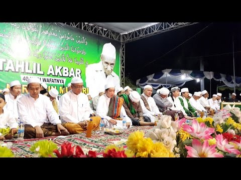 Maula Ya Sholli Wa Sallim Daiman Abada