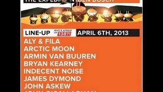 Dash Berlin - Live A State of Trance 600 Den Bosch - 06.04.2013