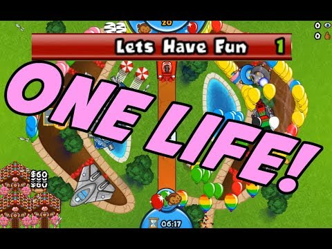 RIDICULOUSLY CLOSE DEFENSE - Bloons TD Battles