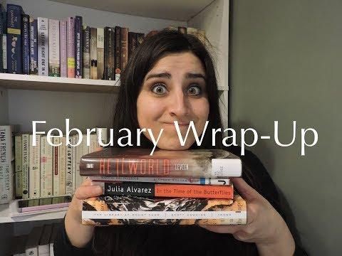 February Wrap-up | 2018