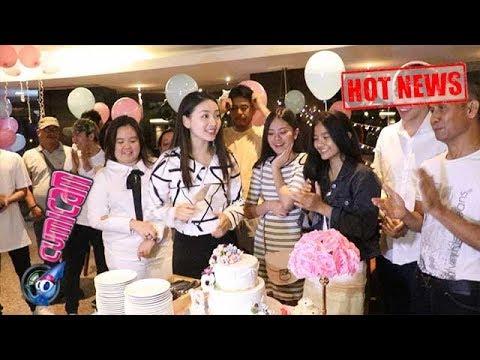 Hot News! Meriahnya Perayaan Ulang Tahun Natasha Wilona yang ke-19 - Cumicam 16 Desember 2017