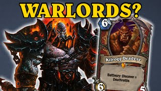 3 NEW WARLORDS LEGENDARIES!!