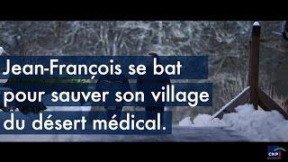 Jean-François se bat pour sauver son village du désert médical Video