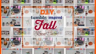D.I.Y Fall Room Decor! Thumbnail