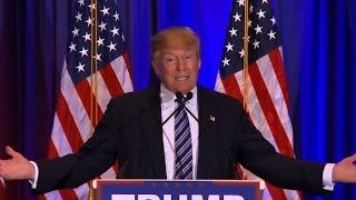 Trump: Ted Cruz won Maine because it\'s close to Canada