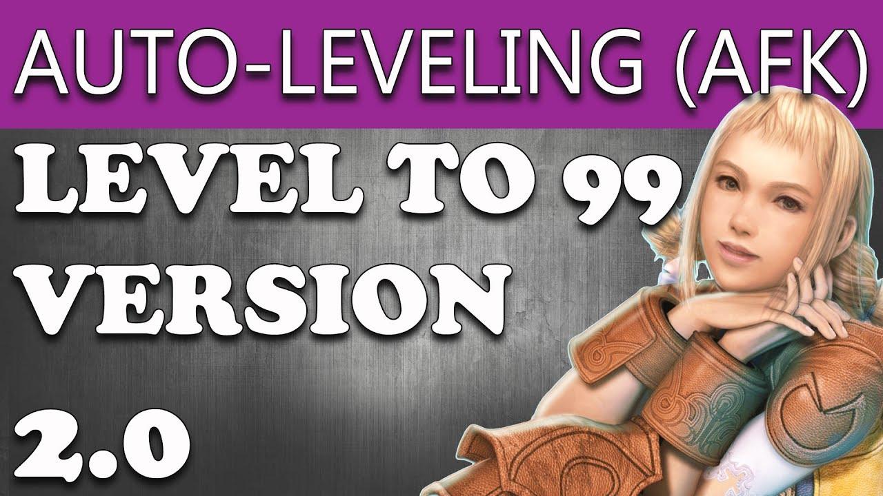 Final Fantasy XII - Auto-Leveling Guide/FAQ