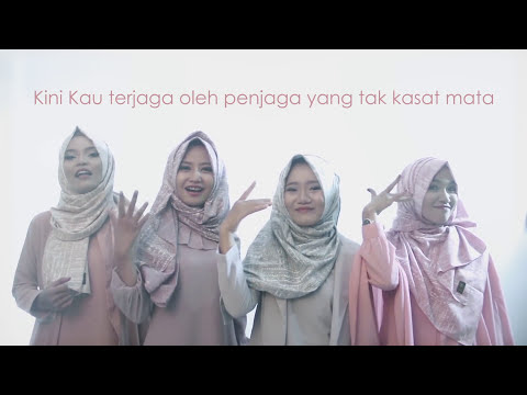 Keeya - Beautiful Hijab (Official Lyric Video)