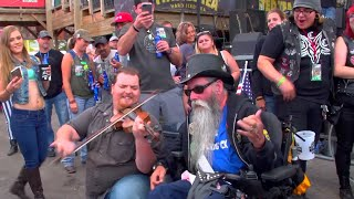 Jake Clayton - Orange Blossom Special - Live at the Sturgis Motorcycle Rally