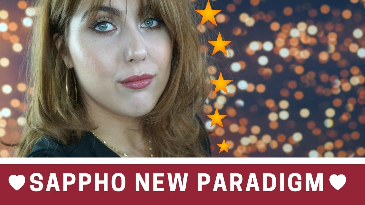 ONE BRAND TUTORIAL: SAPPHO NEW PARADIGM // The Green Bunny