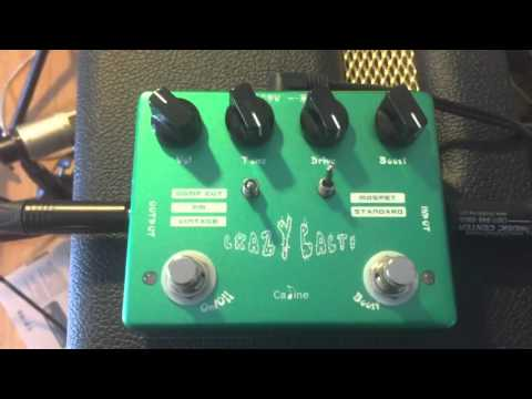 Dying 9 volt battery fuzz sag effect from a $35 pedal!?!