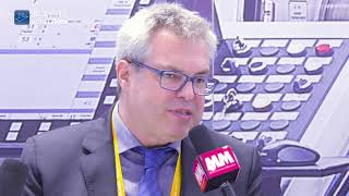 WFL at CIIE 2019, Interview with Hans Seebacher