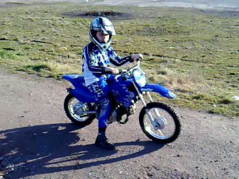 Yamaha ttr 90 youtube for Yamaha ttr 90