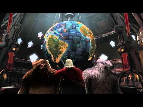 A Origem dos Guardiões - Trailer Dublado