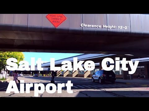 Salt Lake City International Airport SLC