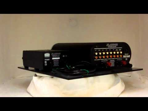 Musical Fidelity X-A100R with PSU