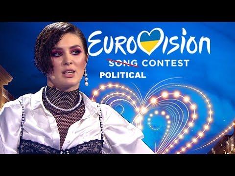 Отказ Марув!  Скандальный отбор на евровидение на Украине