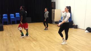 B.Smyth Leggo Beginners Choreography