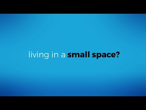 Small Space Plus - Live more with Less - YouTube
