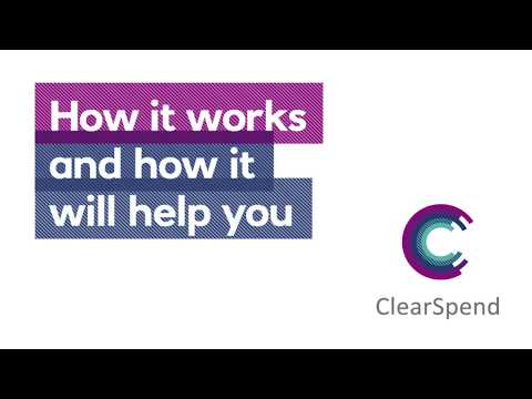 Royal Bank of Scotland | ClearSpend tutorial