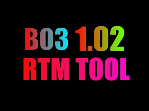 BO3 1.02 RTM TOOL- Recovery Tool