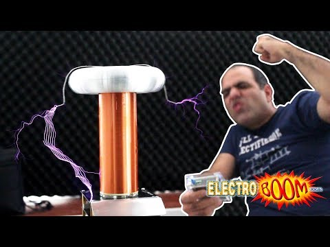 All You Need to Know about Tesla Coil... Almost (OneTesla Part 2)