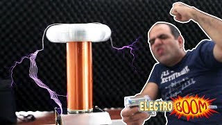Want to learn about Tesla Coil design, more specifically the Solid ...
