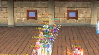 Team Sorika feat. Totsuku (Wonderland Online Interserver PK/PvP)