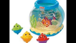 Fisher-Price Ocean Wonders Musical Fishbowl............
