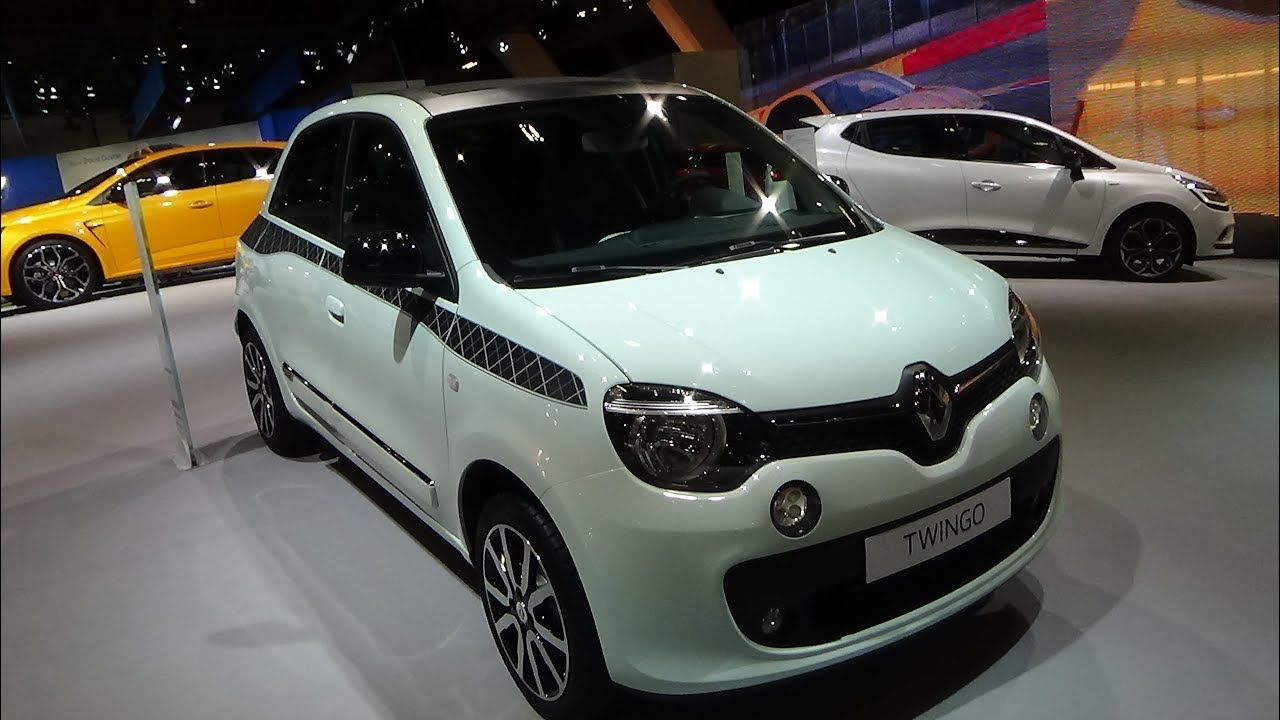 2018 renault twingo la parisienne sce 70 exterior and interior auto show brussels 2018 youtube. Black Bedroom Furniture Sets. Home Design Ideas