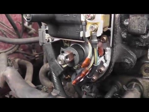 Honda CRV Ignition Control Module replacement - engine cutting out problem