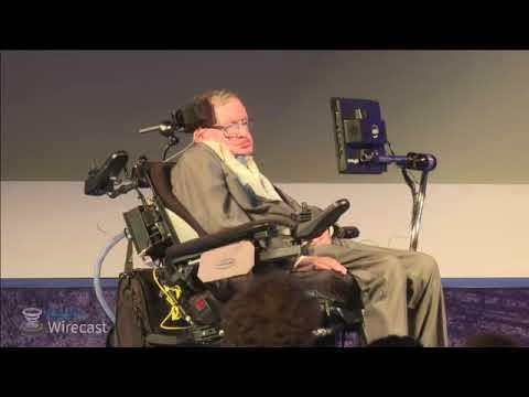 Professor Stephen Hawking Q and A || 2017 || YouTube