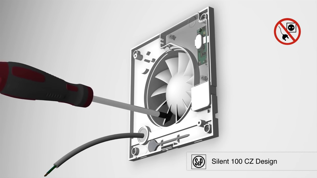 Silent 100 cz design s p youtube for Decor 100 silent