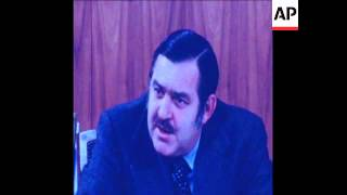 SYND 23 3 77 SOUTH AFRICAN AMBASSADOR BOTHA SPEAKS ON RUSSIANS INFLUENCE IN RHODESIA