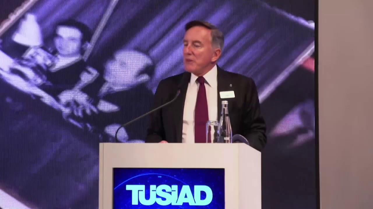 Bülent Eczacıbaşı - TÜSİAD 48. Olağan Genel Kurul Toplantısı Konuşması