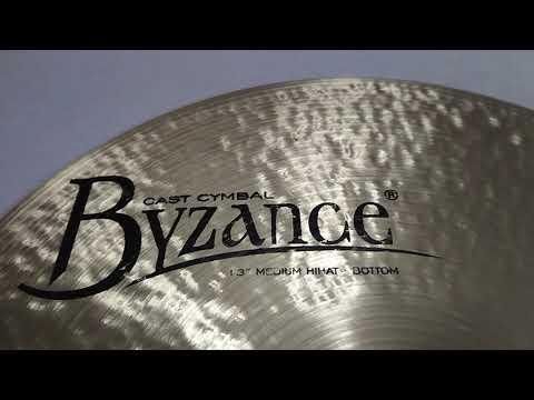 Meinl Byzance Medium Hats 13 - Liga B20