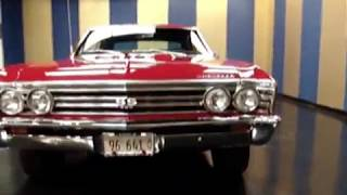 "1967 Chevrolet Chevelle SS 396 ""Big, bad and red!"""