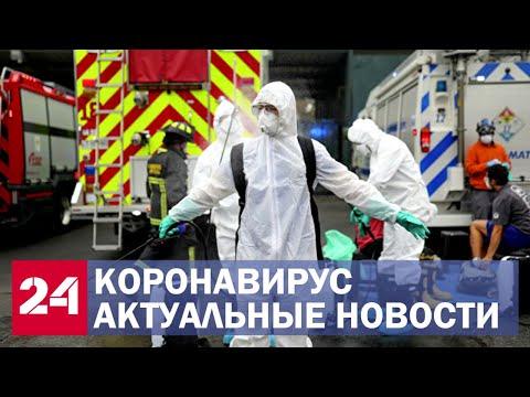 Коронавирус. Сводка на 21 мая. Новый эпицентр пандемии COVID-19 и рекордное число заболевших в мире