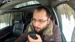 """Москва рулит"": Suzuki Jimny"
