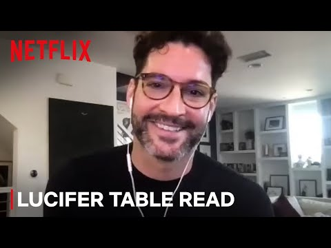 Download Lucifer Table Read | Season 1 Episode 1 | #GeekedWeek