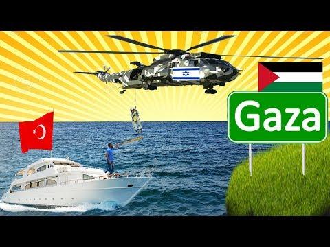"""Was geschah auf der """"Mavi Marmara"""" Die Ship to Gaza Mission."""