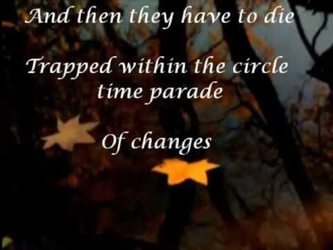 Gordon Lightfoot ~ Changes ~ with lyrics ~