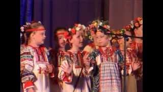 Фольклорный ансамбль «КАЛИНКА» 6 мая 2013г.
