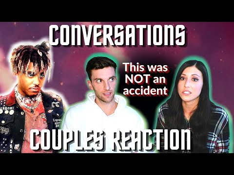 COUPLE REACTS to Juice WRLD – Conversations (Official Audio)