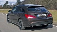 Mercedes CLA Shooting Brake - Erster Fahrbericht